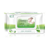 Woman & Baby Cleansing Wipes 80P (18Packs/Carton)