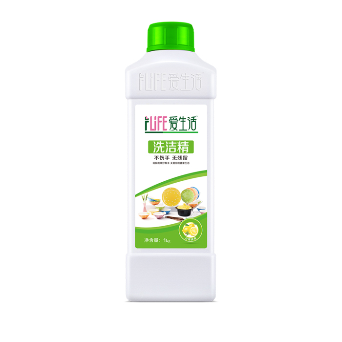 iLiFE Dishwashing Liquid (Lemon Scent)(20Bottles/Carton)
