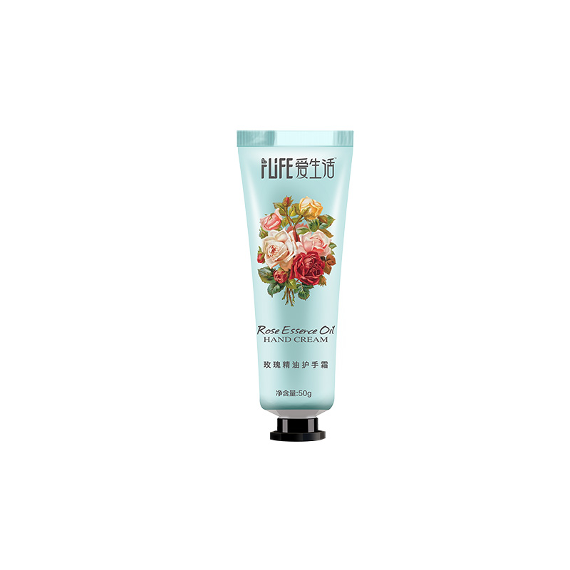 iLiFE Rose Essence Oil Hand Cream 50g (60pcs/Ctn)