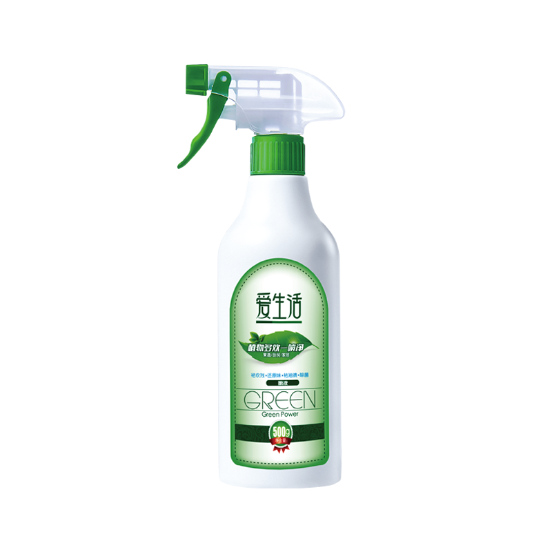iLiFE Plant Multi-Function Cleaner Raw Liquid+ Diluent Combo